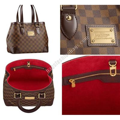 Damier Canvas Hampstead MM N51204