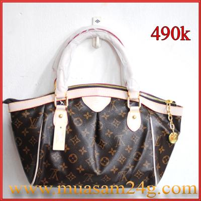 LV Monogram Canvas Tivoli PM (Fake 2)