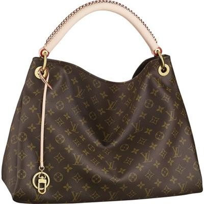 LV Monogram Canvas Artsy MM M40249